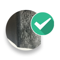 WSM2 Below Ground Checkmark
